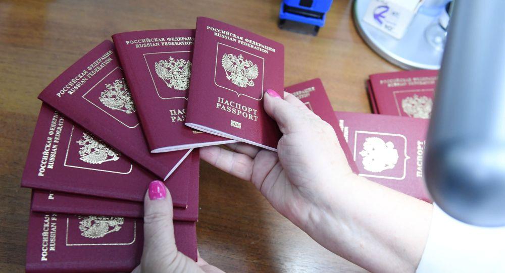 Законопроект о получении российского гражданства по упрощенной схеме