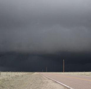 Торнадо обрушился на штат Колорадо