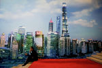 Шанхай, Қытай