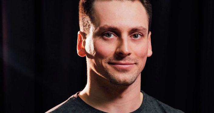 Организатор Международного фестиваля по брейк-дансу Тесто Илья Херувимов