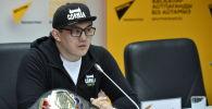 Вице-президент Объединенной федерации Казахстана по ММА Анатолий Ким