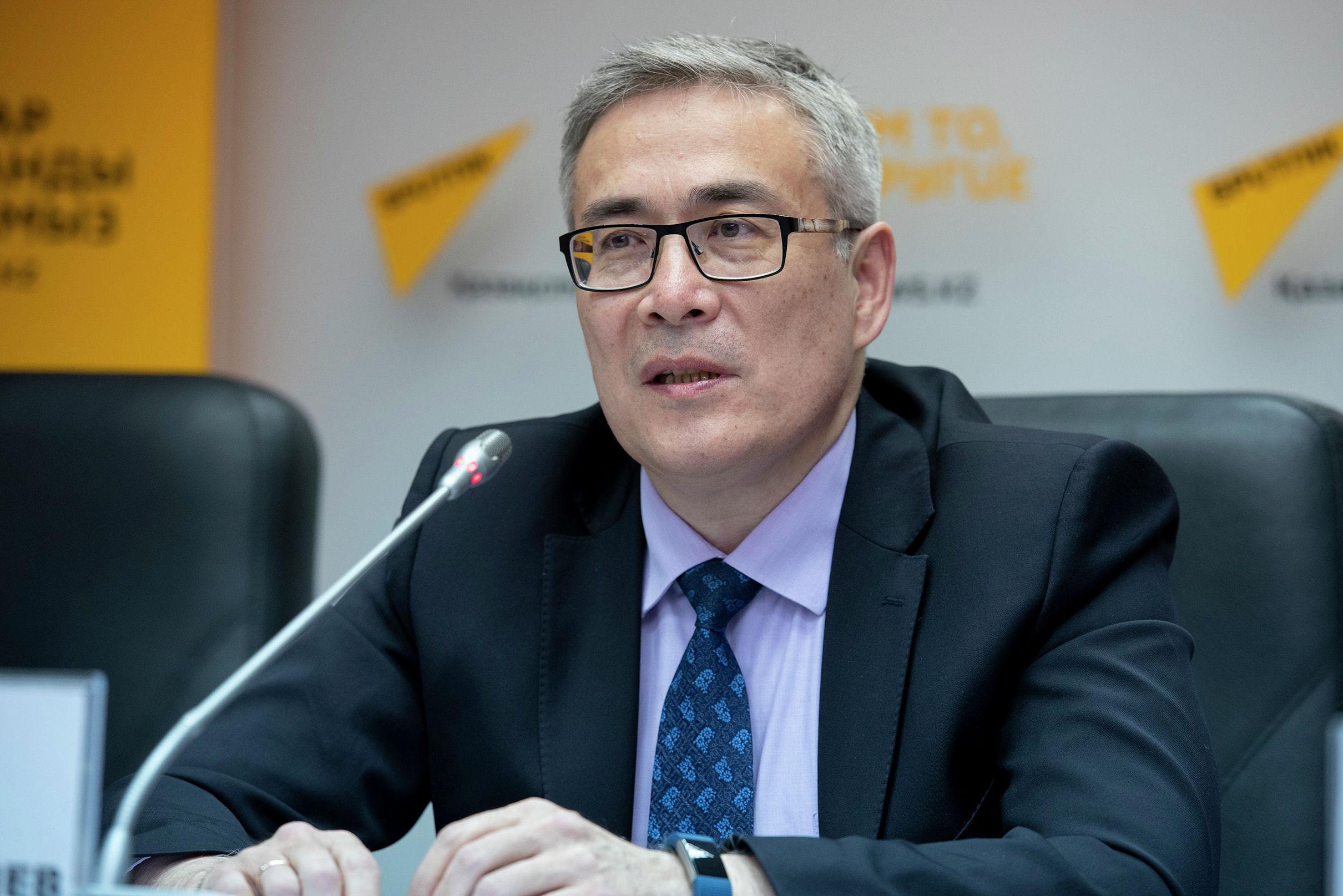 Заместитель председателя правления КазахТуризм Тимур Дуйсенгалиев