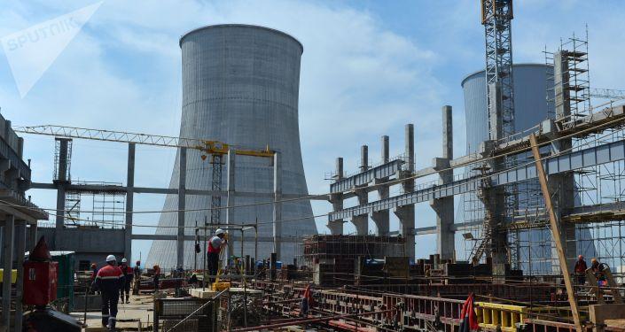 Атом электр станциясы