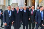 После завершения переговоров в Кремле