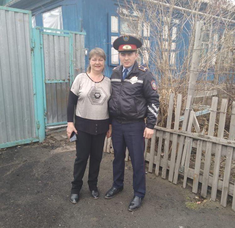 Полицейские помогли жительнице Костаная доехать до круглосуточной аптеки