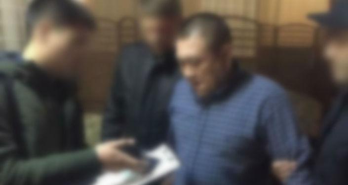 КНБ пресечена противоправная деятельность первого замначальника департамента полиции Кызылординской области и сотрудника УБОП ДП