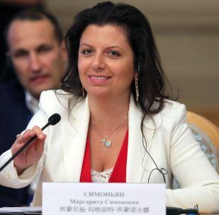 Россия сегодня бас редакторы Маргарита Симоньян
