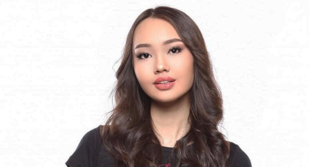Диана Абишева удостоилась титула Мисс Алматы 2019