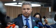 Депутат Азат Перуашев