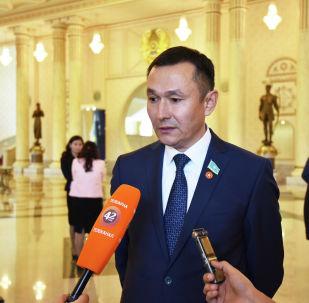 Депутат мажилиса Айкын Конуров