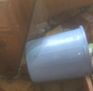 Последствия порыва теплотрассы: несколько квартир залило кипятком