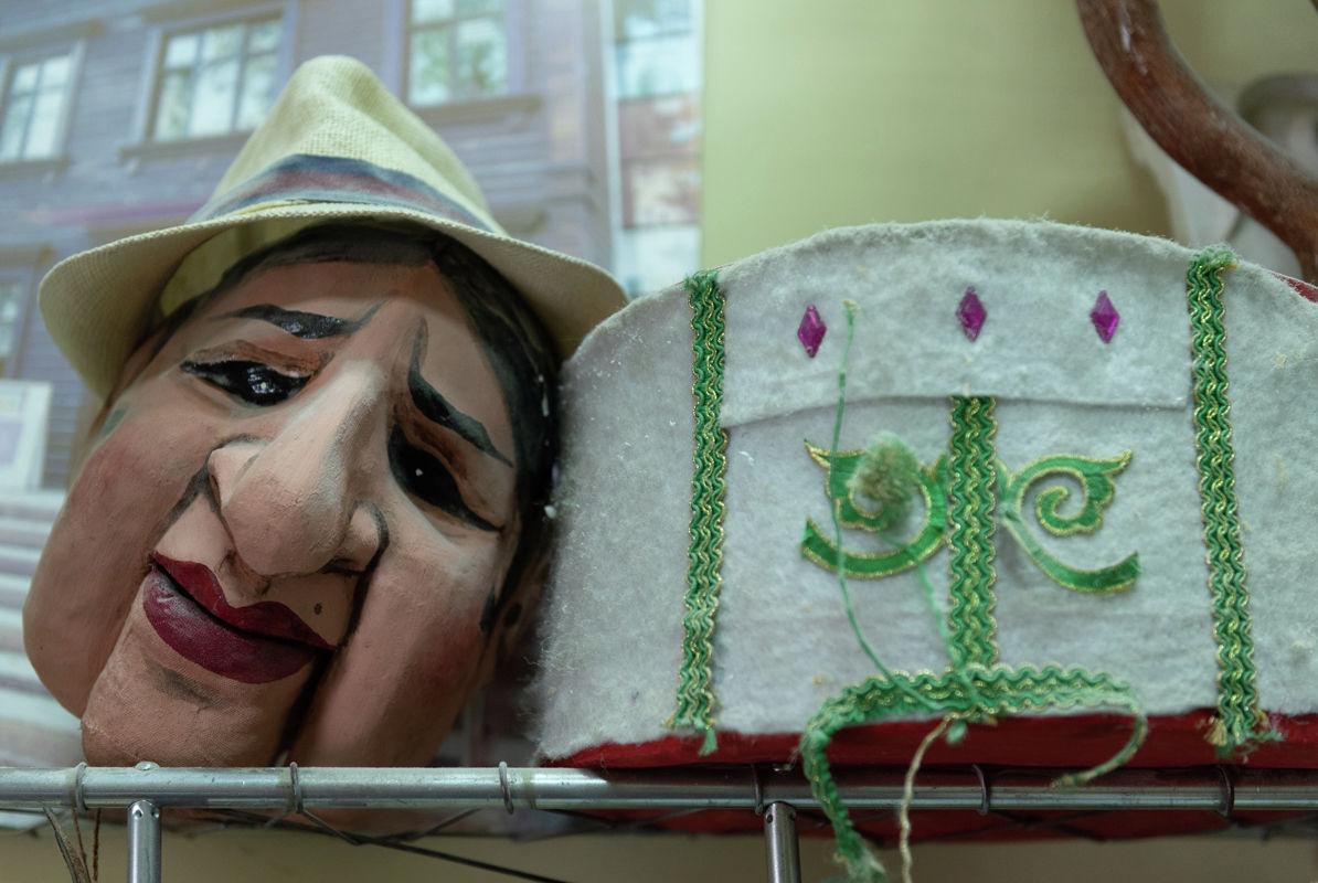 Мастерская по изготовлению театральных кукол