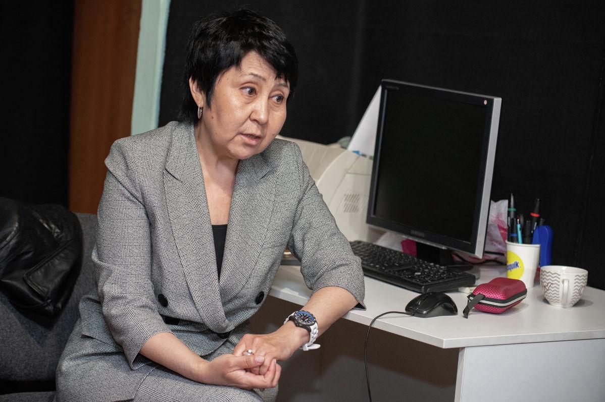 Директор общественного фонда Reliance Сауле Алпысова