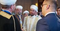 Участники международной конференции Духовный Шелковый путь. Ислам и молодежь: вызовы современности