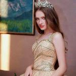 Анастасия Бабич, 17 жаста, Қостанай
