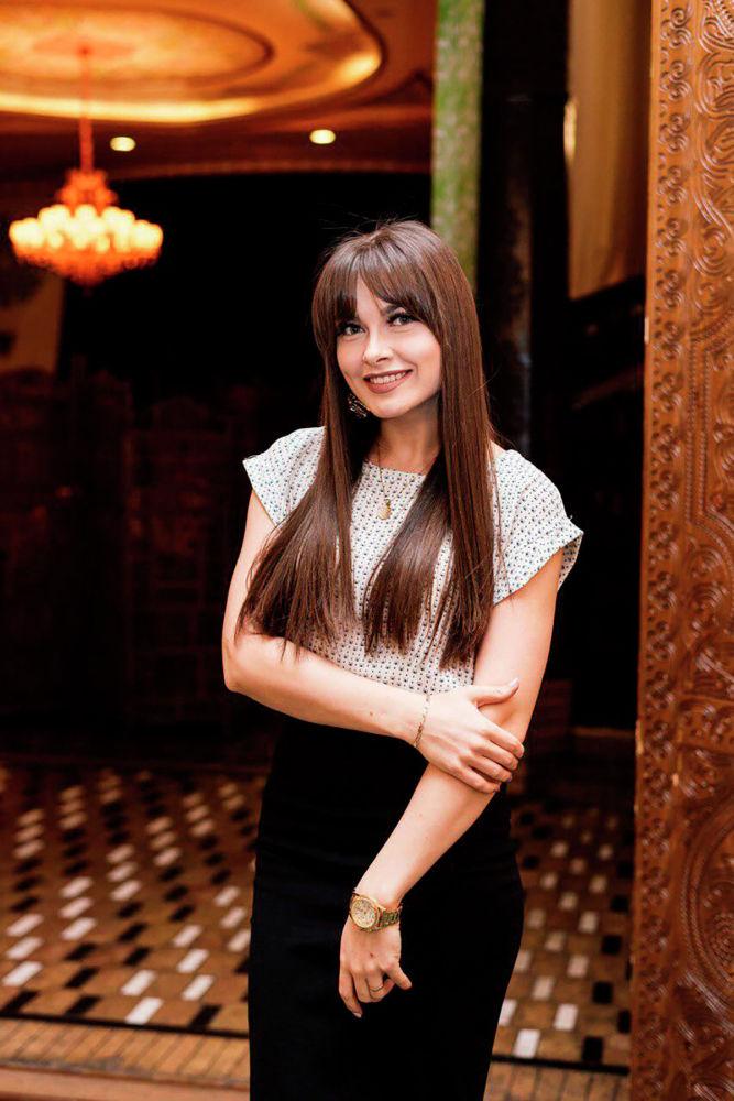 Александра Беглова, 23 жаста, Нұр-Сұлтан