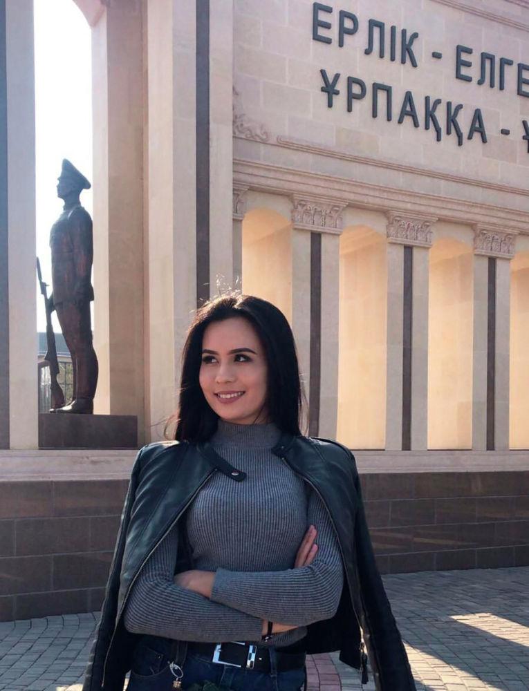 Диана Рыстаева, 21 жаста, Тараз