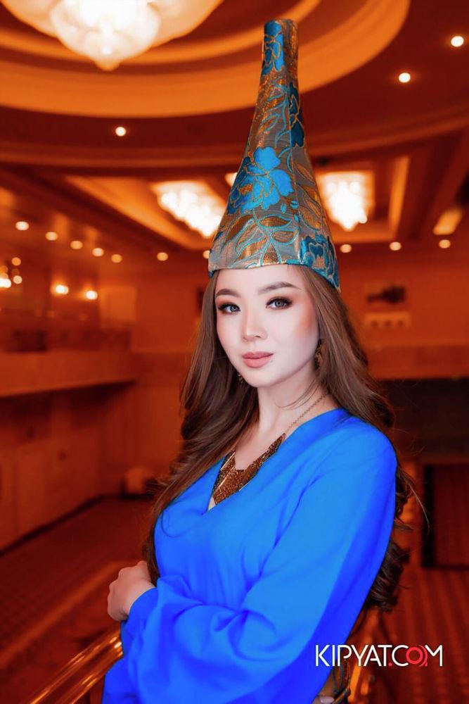 Сәния Мерғалиева, 21 жаста, Нұр-Сұлтан