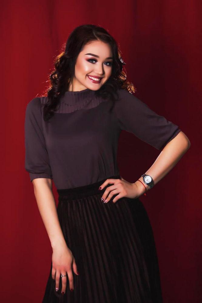Динара Сарыева, 19 жаста, Ақтау