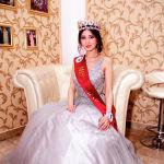 Эмилия Гусманова, 17 жаста, Орал