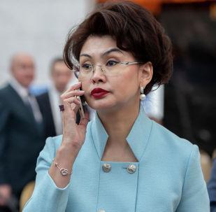 Заведующая отделом внутренней политики Администрации Президента РК Аида Балаева