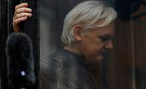 Глава WikiLeaks Джулиан Ассанж, архивное фото