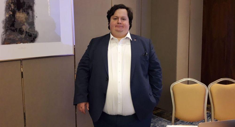 Управляющий директор Лаборатории Касперского в Центральной Азии Евгений Питолин