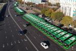 Новые автобусы запустят в Алматы
