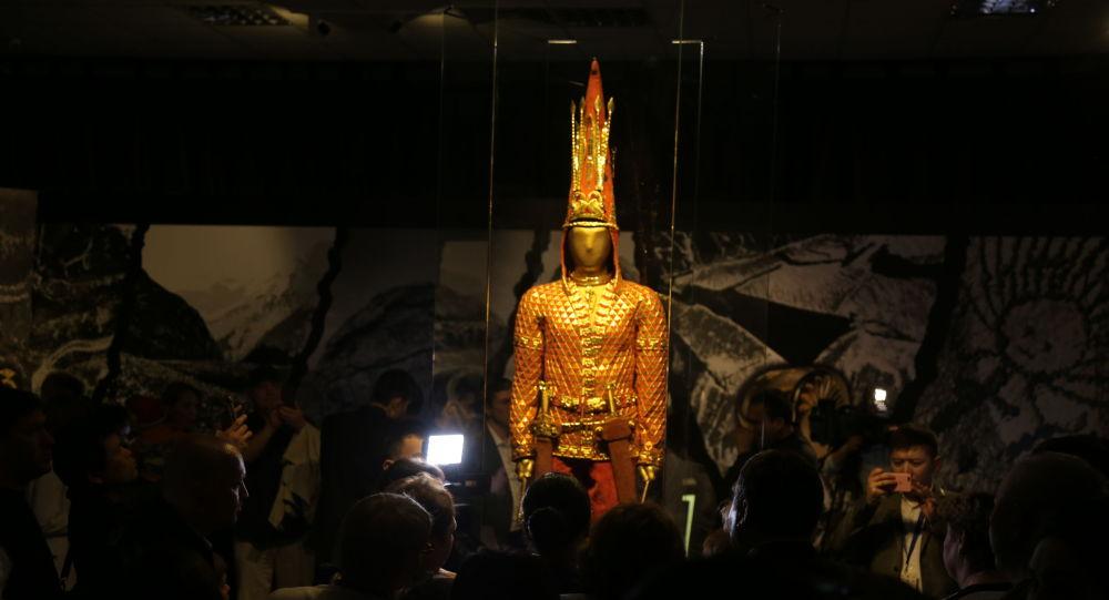 Выставка Великая степь: история и культура в Ташкенте