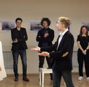 Участники поэтического баттла Мой Пушкин