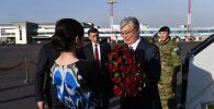 Қазақстан президенті Қасым-Жомарт Тоқаев Өзбекстанға мемлекеттік сапармен келді