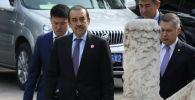 Ұлттық қауіпсіздік комитетінің басшысы Кәрім Мәсімов
