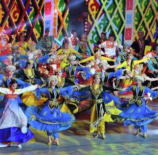 Концерт в честь открытия Года Казахстана в Узбекистане