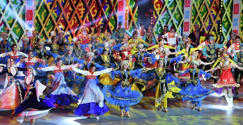 Өзбекстандағы Қазақстан жылының ашылуына орай өткен гала-концерт