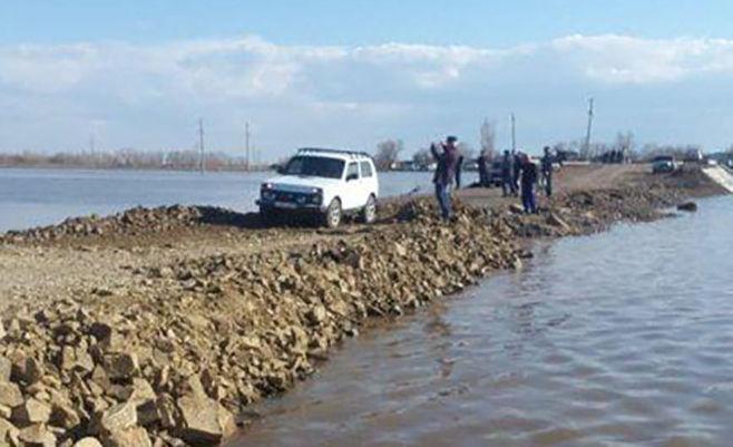 Автомобильное сообщение на село Старый Колутон Астраханского района Акмолинской области возобновлено