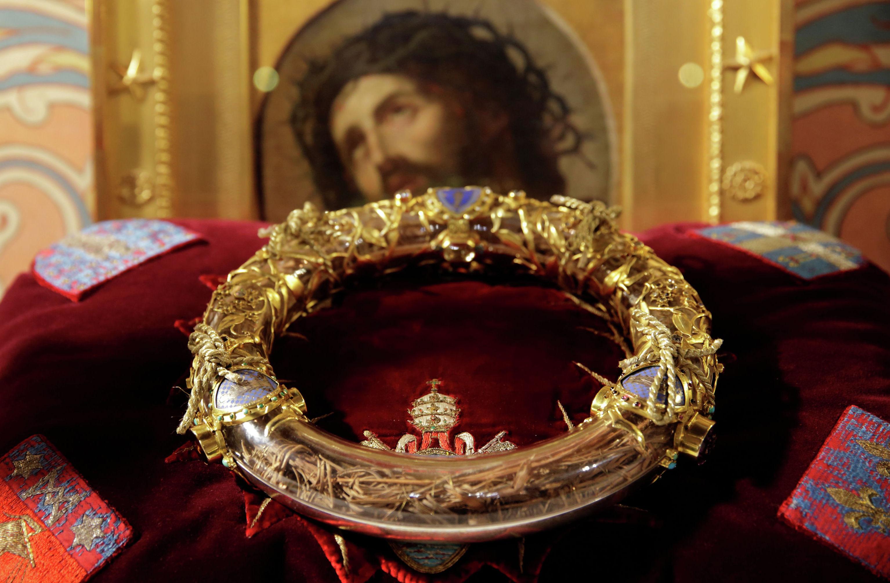 Реликвия - терновый венец Христа