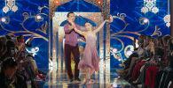 Артисты балета открыли Kazakhstan Fashion Week