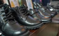 Обувь, архивное фото