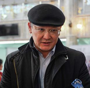 Заместитель директора департамента обрабатывающей промышленности НПП Атамекен  Нуржан Базил