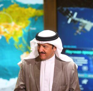 Саудовский принц Султан бен Сальман бен Абдель Азиз Аль Сауд