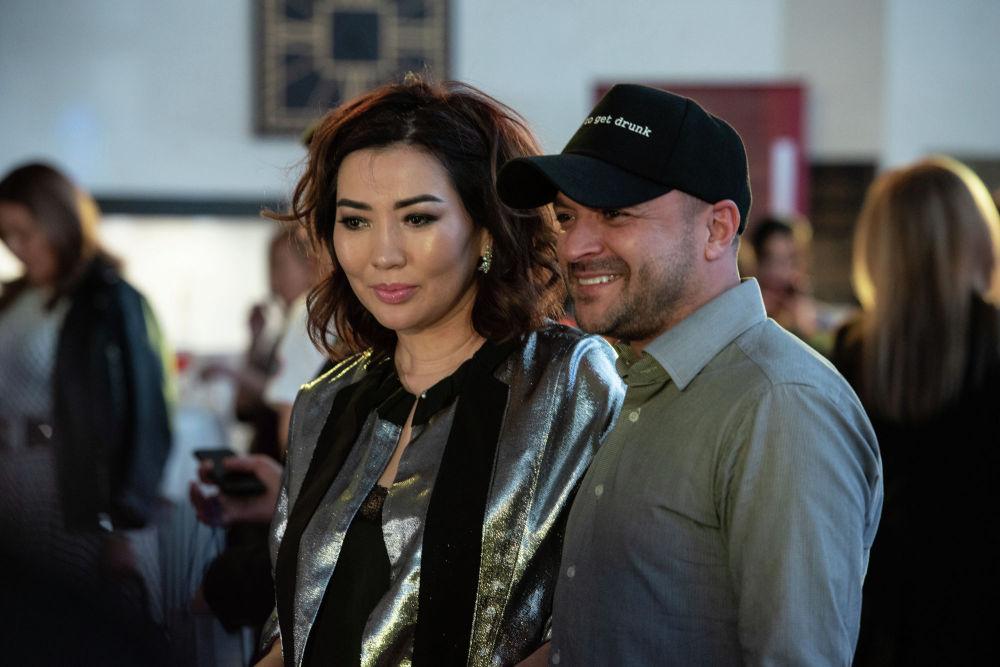 Телеведущая Айгуль Мукей не смогла пропустить главное модное событие года – открытие Kazakhstan Fashion Week