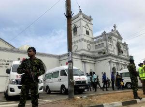 Шри-Ланкадағы жарылыстар