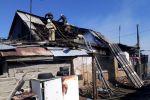 Пожар в Актюбинской области
