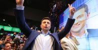 Украинадағы президент сайлауының екінші туры