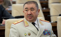 Министр внутренних дел РК Ерлан Тургумбаев