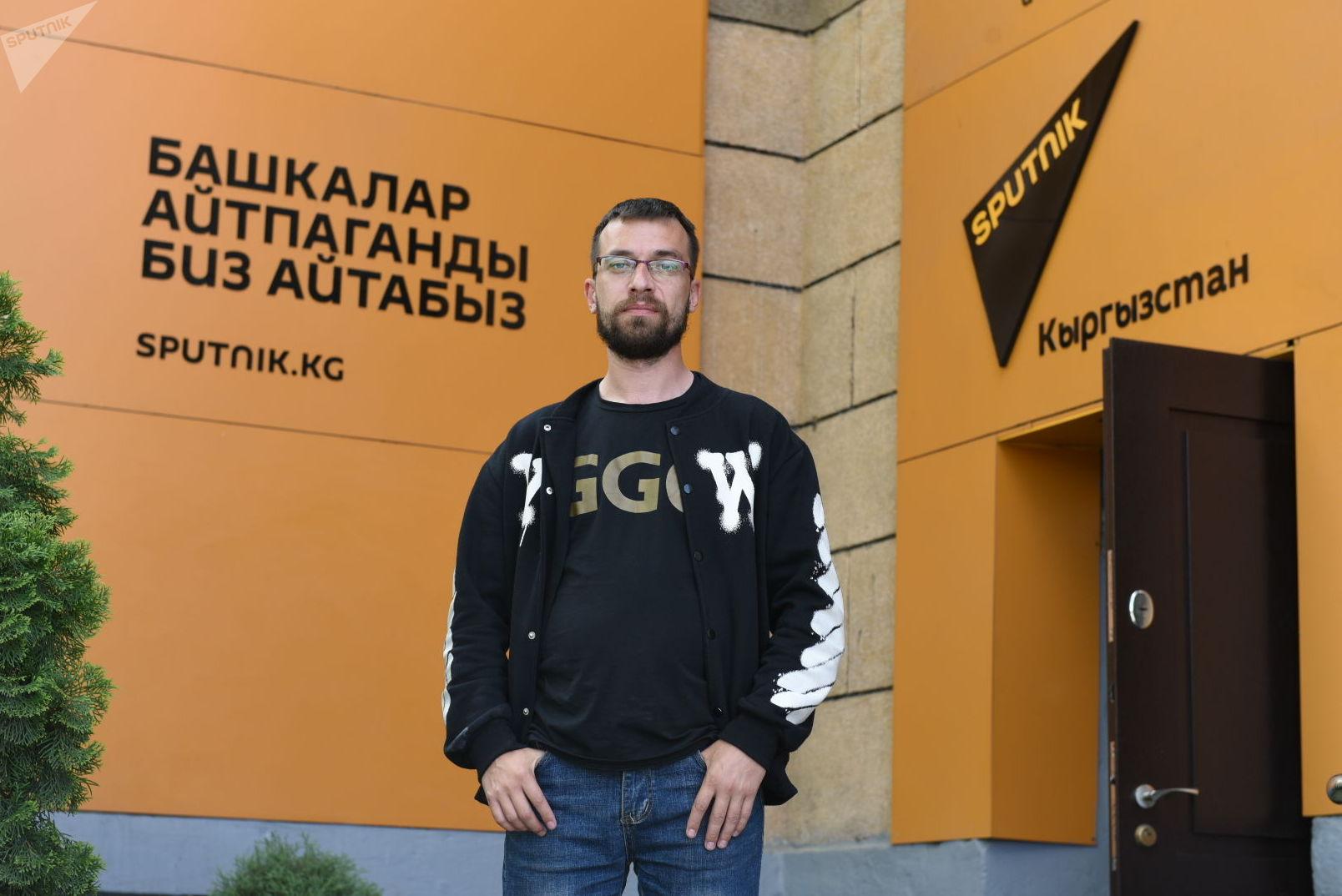 Фотограф Sputnik Казахстан Тимур Батыршин