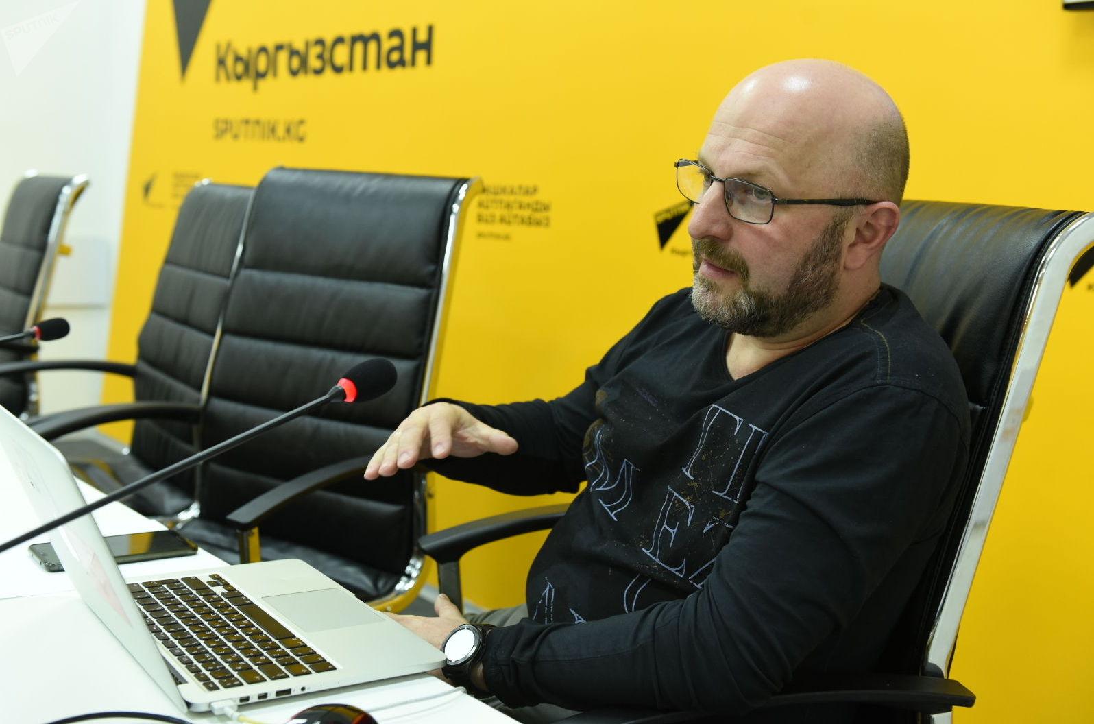 Известный фотограф Владимир Песня провел мастер-класс