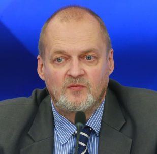 Борис Волхонский – индолог, начальник сектора Азии Российского института стратегических исследований