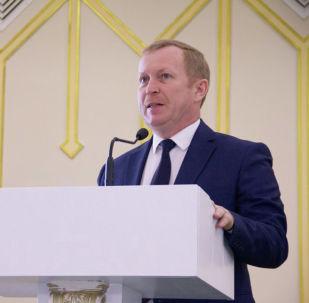 Заместитель председателя Центральной избирательной комиссии РК Константин Петров