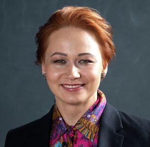 Директор Института профессионального кадровика Валентина Митрофанова